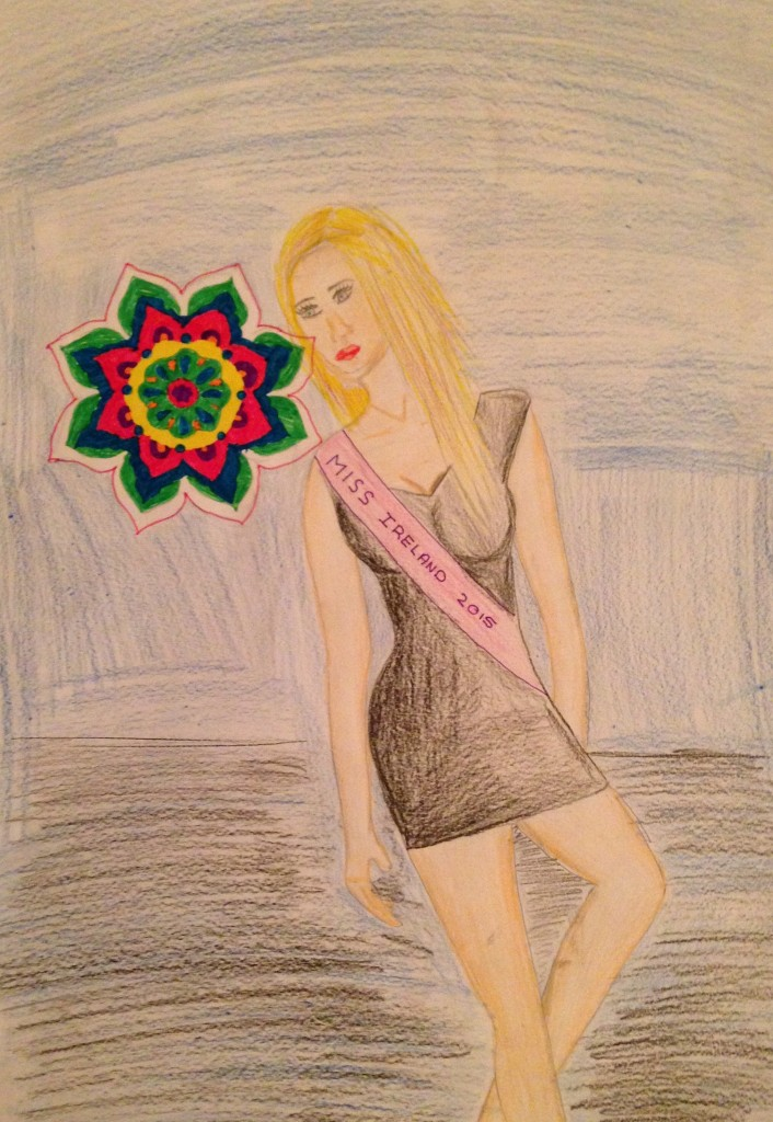 Beauty Contest by Clodagh McCrory 5th year Colaiste Treasa