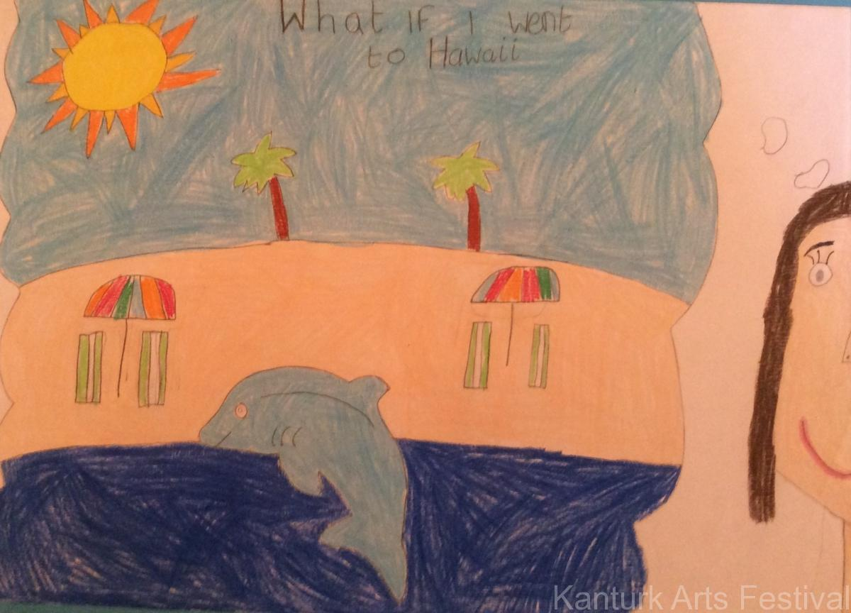 "Emma Higgins, ""What If I went to Hawaii"" Kanturk G.N.S."