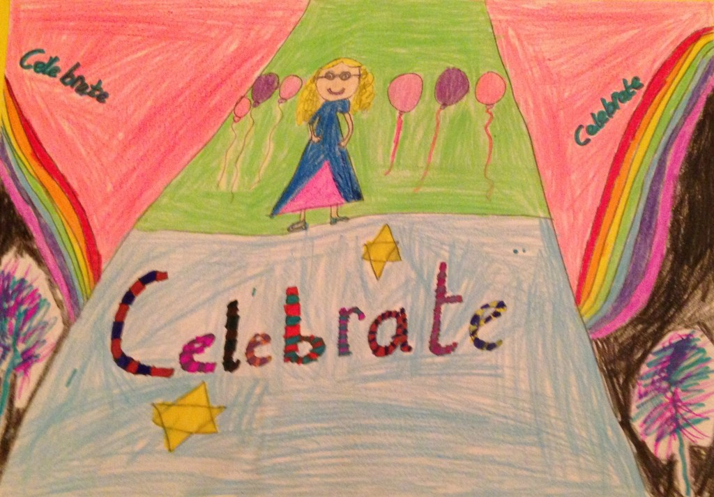 "Celebration Time"" by Hanna Collins 2nd Class Banteer N.S."