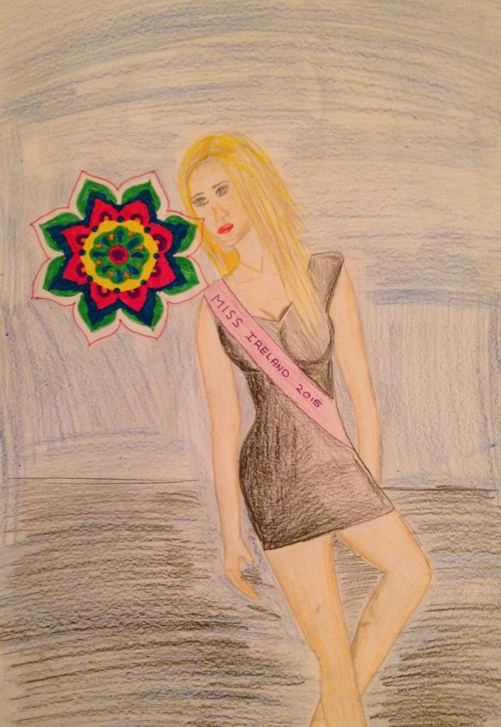 Beauty Contest by Clodagh McCrory 5th year Colaiste Treasa