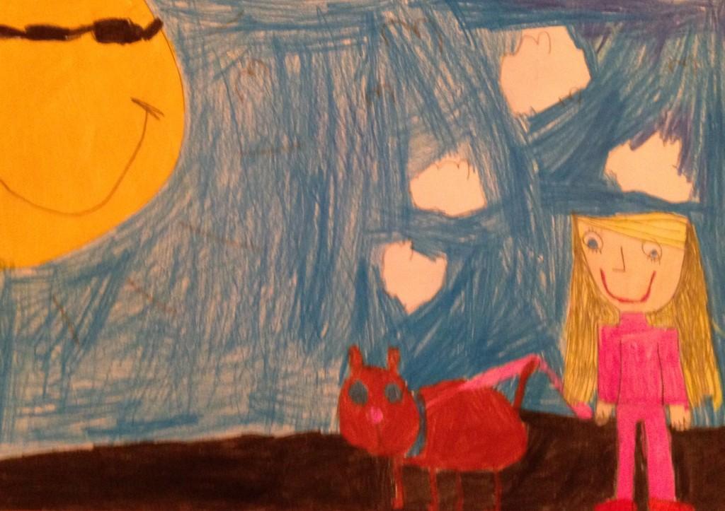 """""""Fun in the Sun"""" By Bronnagh McMahon 2nd Class Kilbrin N.S."""