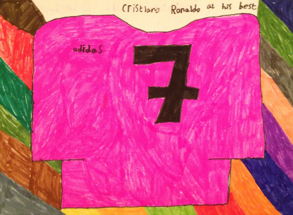 Ronald by Dara Browne 3rd Class St, Colemans's B.N.S