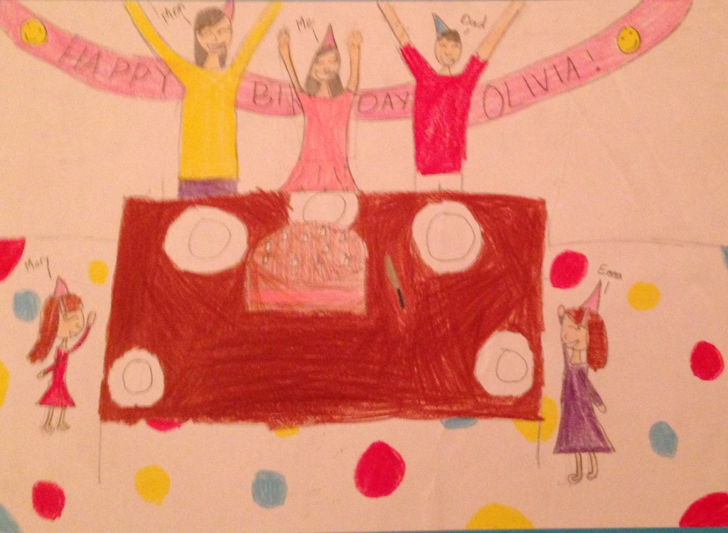 By Olivia Cwikula 3rd Class Convent of MercyG.N.S.