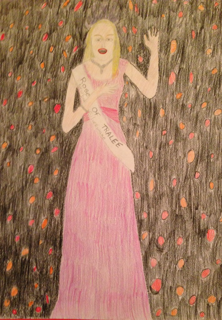 Rose of Tralee 2015 by Shannon Sheehan 1st Year Colaiste Treasa